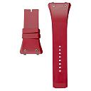 Narukvice i kaiševi za ručne satove-linde_werdelin_strap_rubber_red_2.png