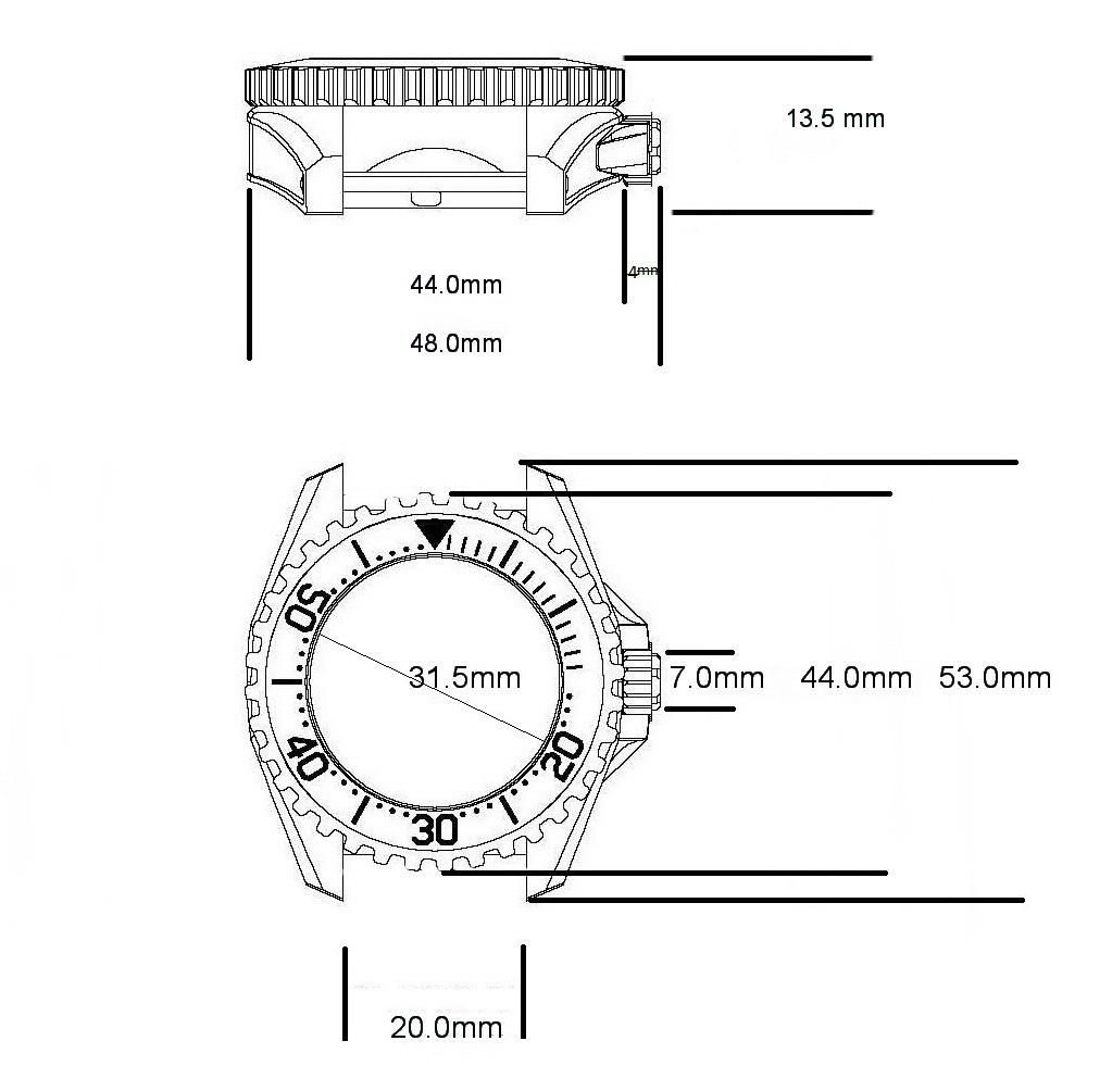 Naziv: crtez sata sa merama.jpg, pregleda: 716, veličina: 135,2 KB