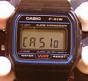 Kako prepoznati kopije (replike) satova-casio_f-91_module_593_displaying_casio.jpg