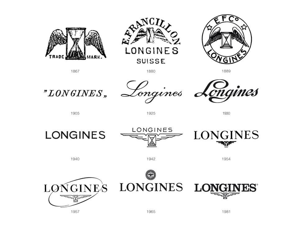 Naziv: Longines - evolucija loga .jpg, pregleda: 1088, veličina: 52,7 KB