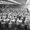 Sovjetske štoperice ( Zlatoust fabrika satova , Druga moskovska fabrika satova )-4-2nd-moscow-watch-factory-slava-assembly-line.jpg