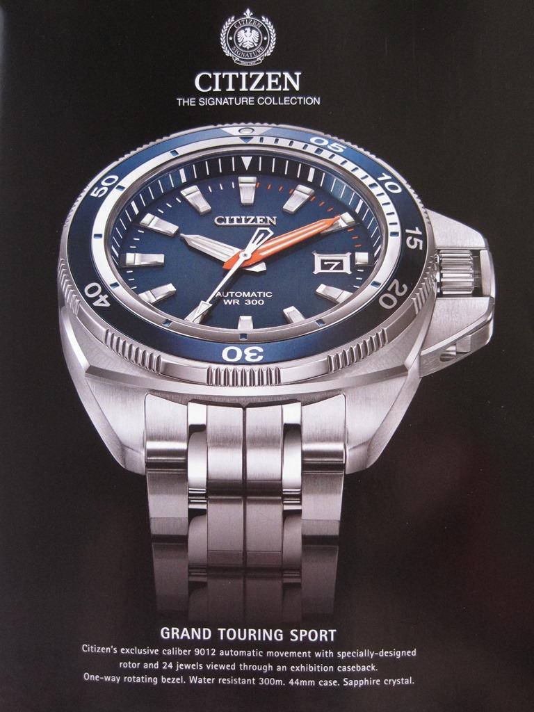 Naziv: Citizen Signature Grand Touring Sport diver.JPG, pregleda: 850, veličina: 209,1 KB
