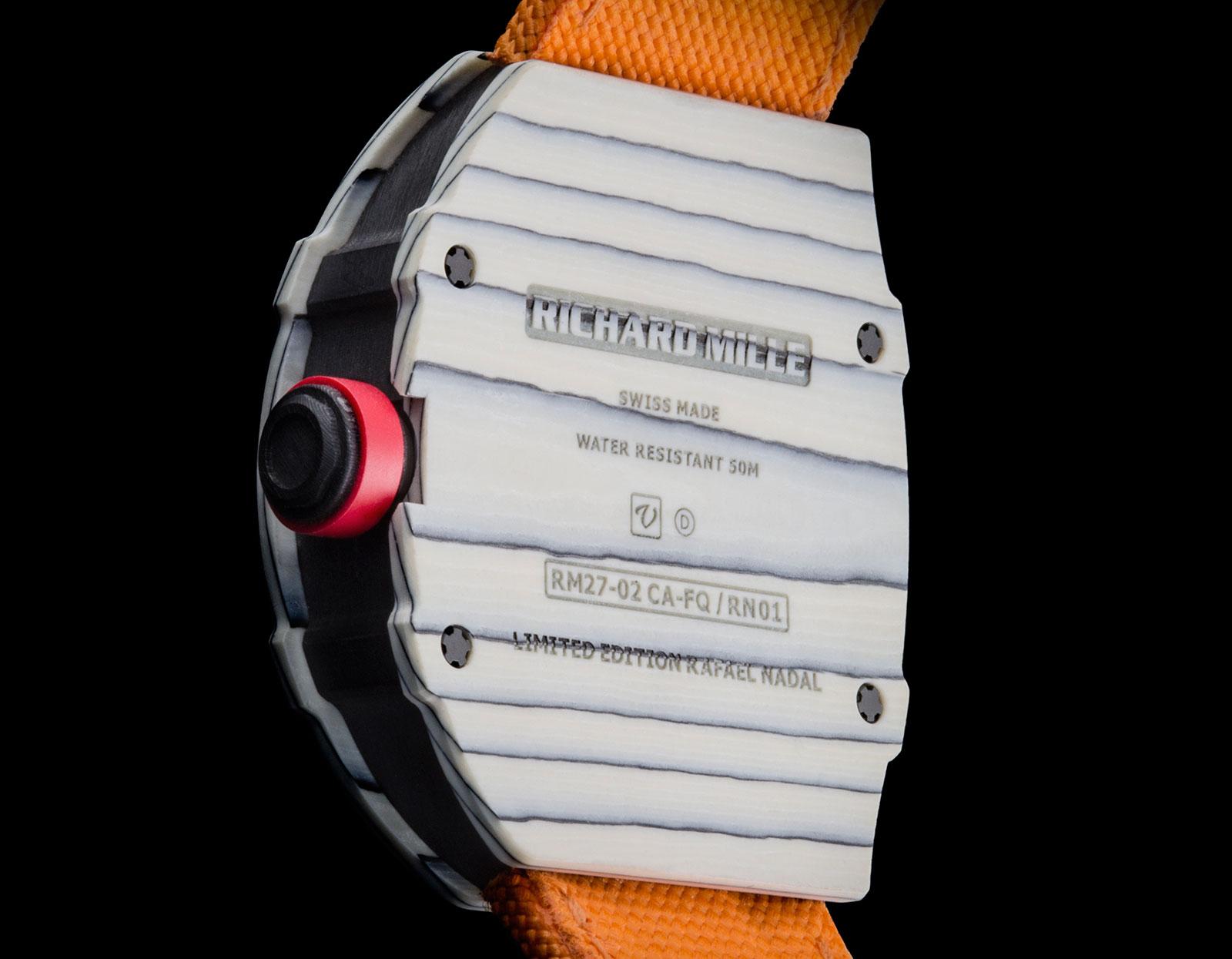 Naziv: Richard Mille RM 27-02 Rafael Nadal 8.jpg, pregleda: 563, veličina: 157,5 KB