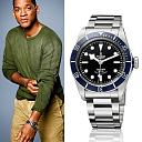 Koje satove nose poznati?-will-smith-wears-tudor-heritage-black-bay-blue.jpg