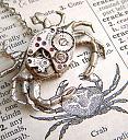 Satovi kao inspiracija za druge predmete-rak-od-delova-sata.jpeg