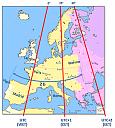 Vremenske zone, sistemi vremena i GMT satovi-europe.png