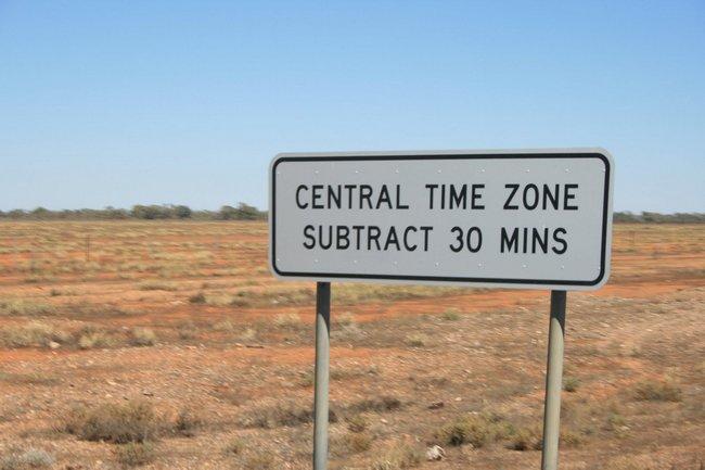 Change sat date in Australia