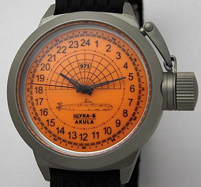 Часы для дайвинга - Наручные часы