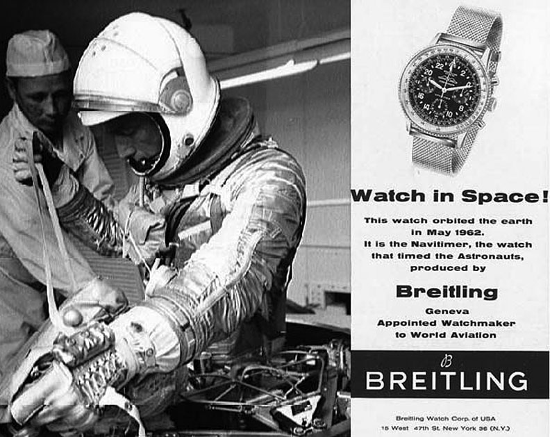 Naziv: 7b The First American to wear a Wristwatch In Space.jpg, pregleda: 902, veličina: 115,6 KB
