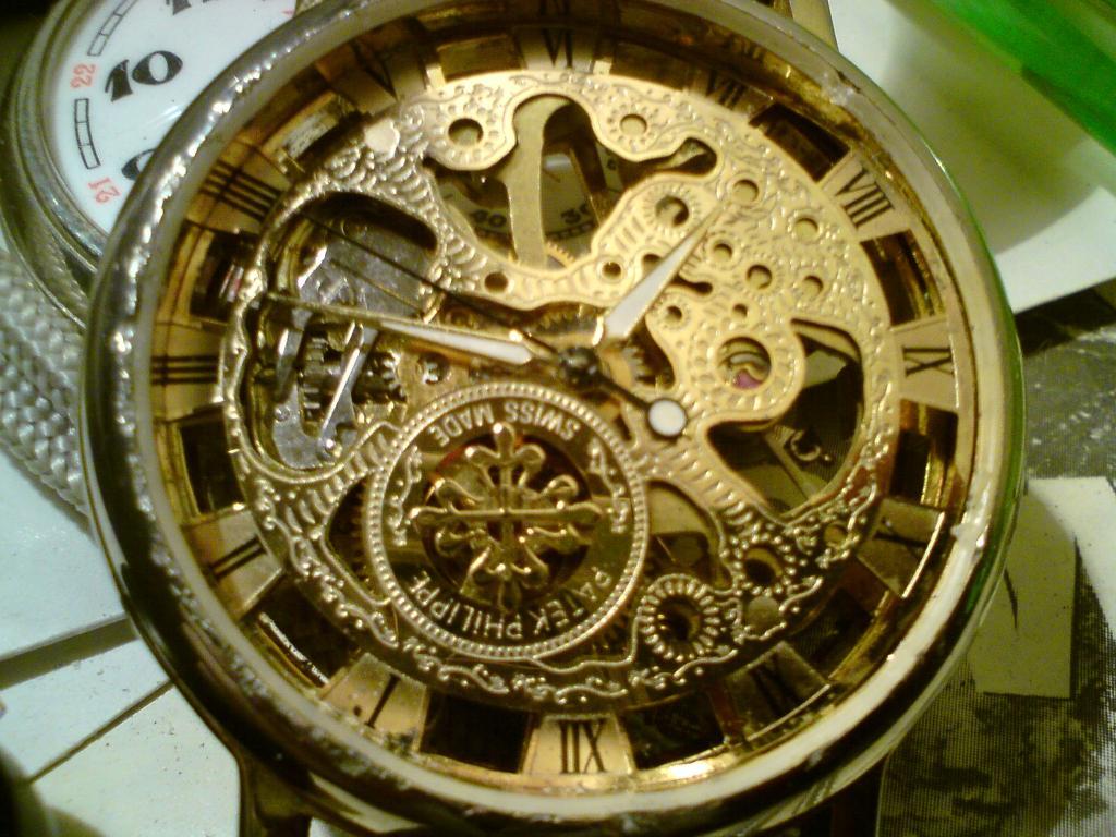 11: заказать часы patek philippe это