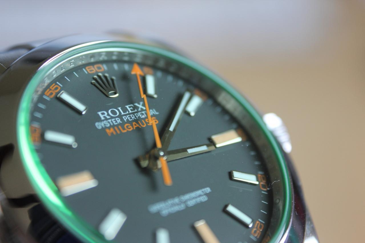 Naziv: Rolex_Milgauss Green.jpg, pregleda: 614, veličina: 65,4 KB