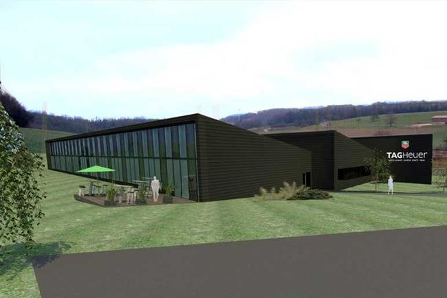 Naziv: TAG Heuer nova zgrada.jpg, pregleda: 60, veličina: 55,6 KB