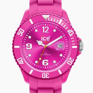 Sat ICE Watch Sili Fluo Pink Big | Svet Satova