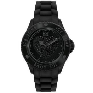Sat ICE Watch ICE Love Black Unisex | Svet Satova