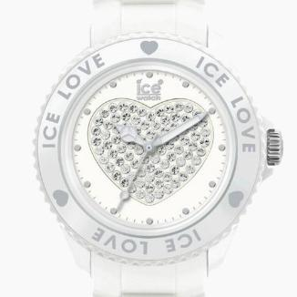 Sat ICE Watch ICE Love White Big | Svet Satova