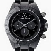 Sat ToyWatch Monochrome Chrono Watch | Svet Satova