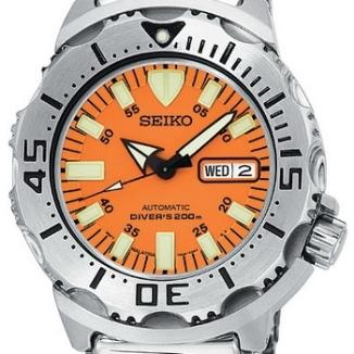 Sat Seiko SEIKO ORANGE MONSTER SKX781 | Svet Satova