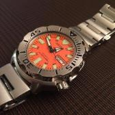 Sat Seiko Monster Orange | Svet Satova